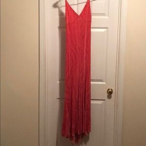 Windsor Coral Prom Dress